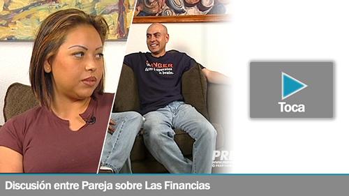 Discusion entre Pareja sobre Las Financias