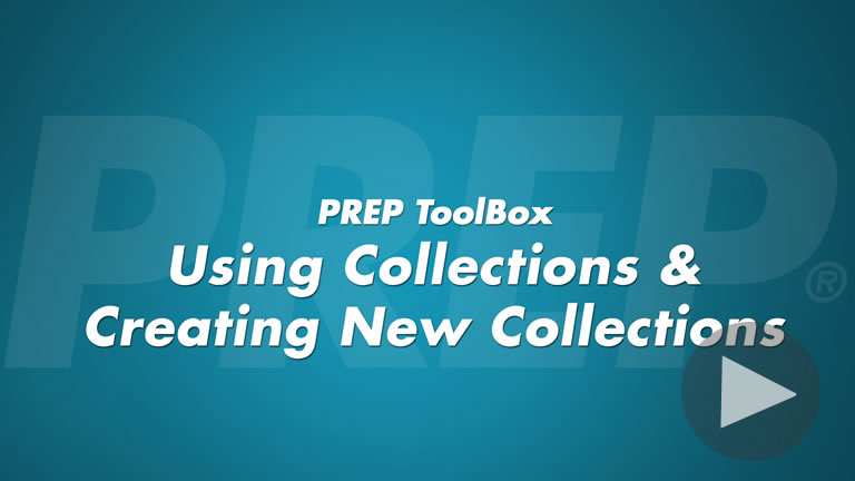 Using Collections & Creating New Collections