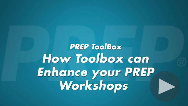 How Toolbox can Enhance your PREP Workshops