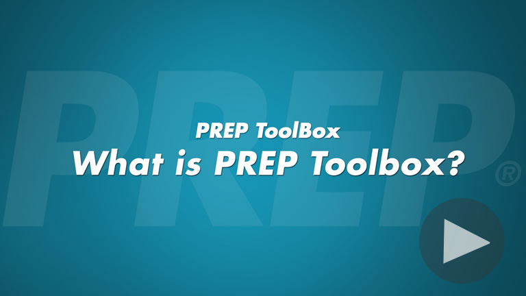 What is PREP Toolbox?